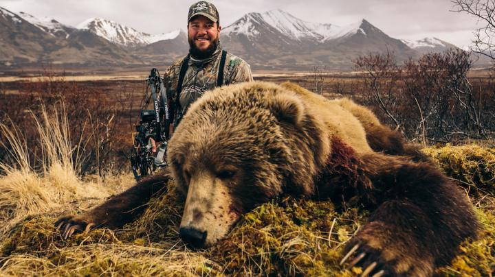 Bear Hunting: The Hunt for a Kodiak Island Brown Bear Preview Image