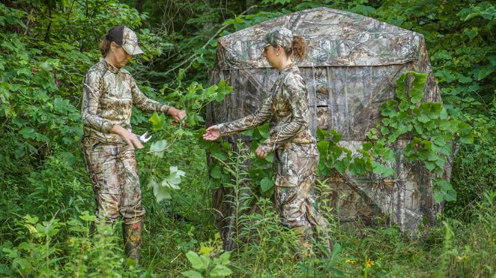 How to Bowhunt Turkeys from a Ground Blind Preview Image