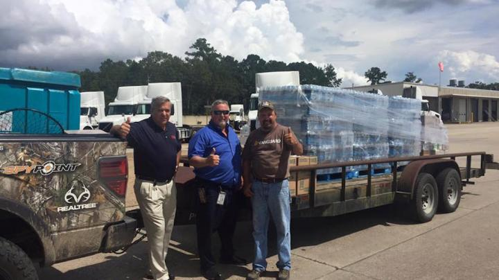 Lifting up Louisiana Residents Affected by the Flooding Preview Image