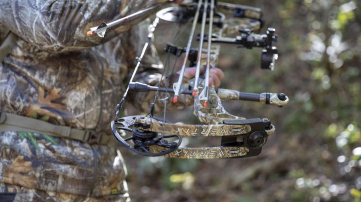 Bow Review: 2019 Mathews Vertix in Realtree EDGE Camo Preview Image