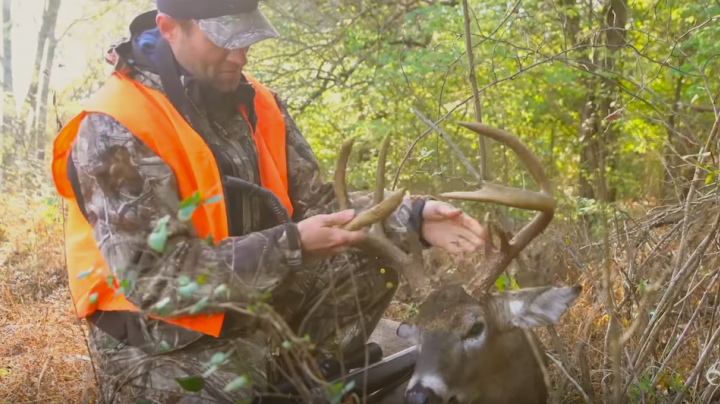 Catchin' Deers: Muzzleloader Hunting the Southern Whitetail Rut Preview Image