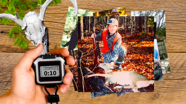 Name That Realtree Pro Staffer: A First Doe On a Cold Morning  Preview Image