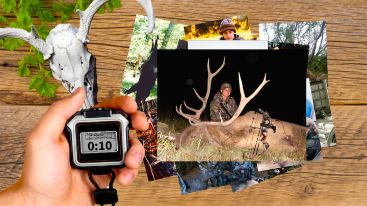 Name That Realtree Pro Staffer: A Woman's First Archery Bull Elk  Preview Image