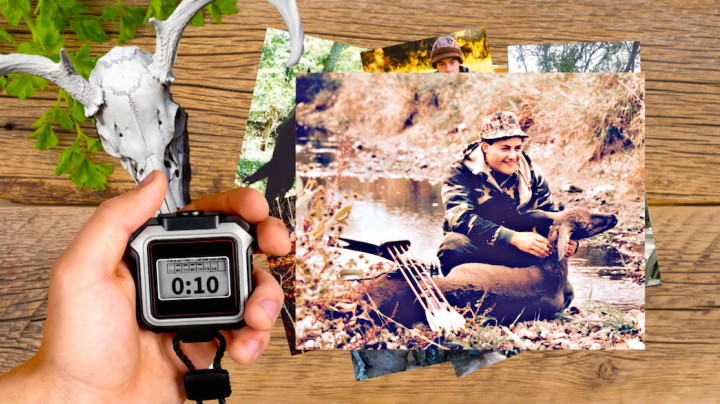 Name That Realtree Pro Staffer: A First Doe with a Compound Bow  Preview Image