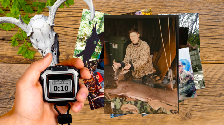 Name That Pro Staffer: A First Deer with a Gun  Preview Image