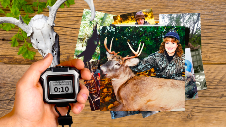 Name That Realtree Pro Staffer: A Woman's First Buck with a Bow  Preview Image