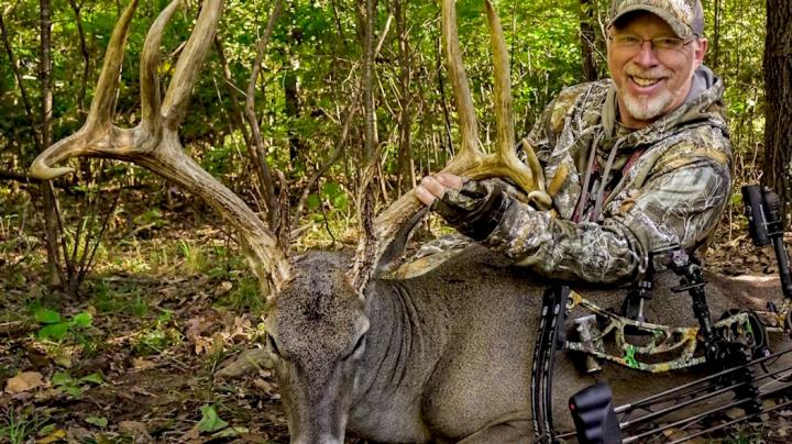 Bowhunter Tags Giant Typical Whitetail in the Southeast Preview Image