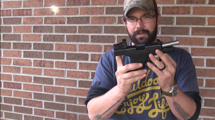 Improve Your Handgun's Range with a Red-Dot Sight Preview Image