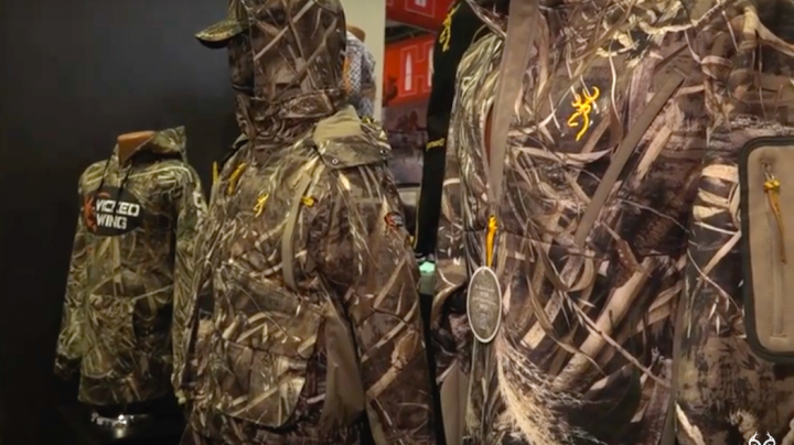SHOT Show Video: New Browning Clothing Preview Image