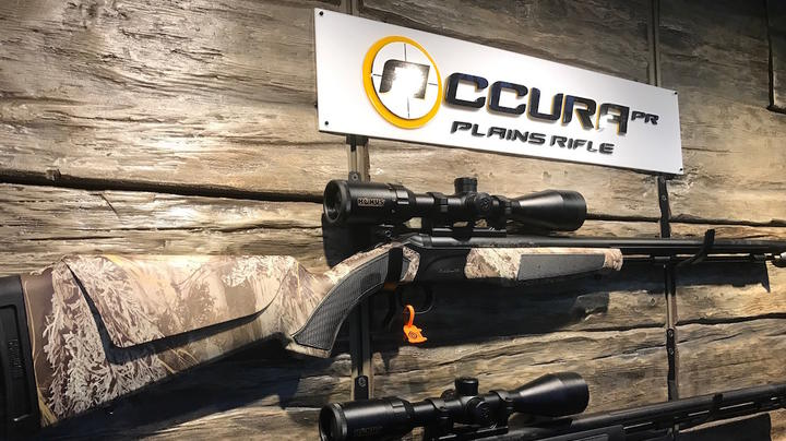 SHOT Show: Impressive CVA Muzzleloaders for 2018 Preview Image