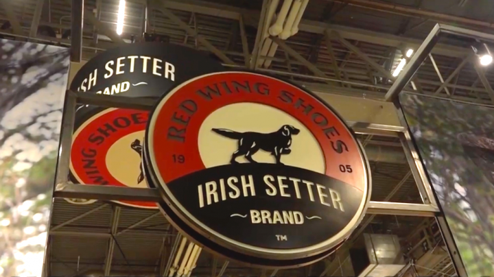 Video: Irish Setter Boots from the SHOT Show Preview Image