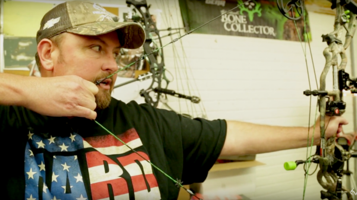 """Travis """"T-Bone"""" Turner Explains the Draw Cycle on a Bow Preview Image"""