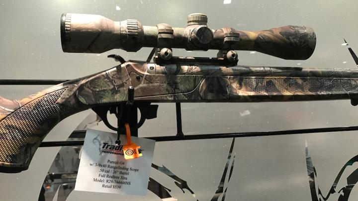 SHOT Show: Awesome Traditions Muzzleloaders for 2018 Preview Image
