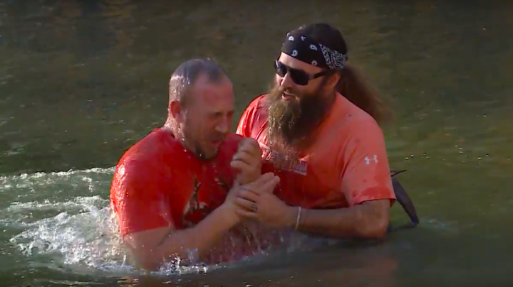 Buck Commander's Willie Robertson Shares the Gospel Preview Image