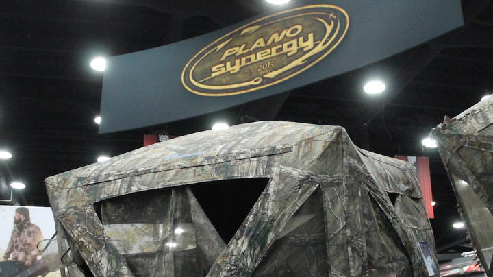 New Ground Blinds And Accessories From The 2016 SHOT Show Preview Image