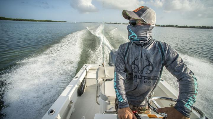 Photo Gallery: Realtree Introduces Realtree Fishing Pattern  Preview Image