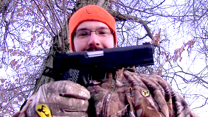 Video: Deer Hunting With A 10mm Handgun Preview Image