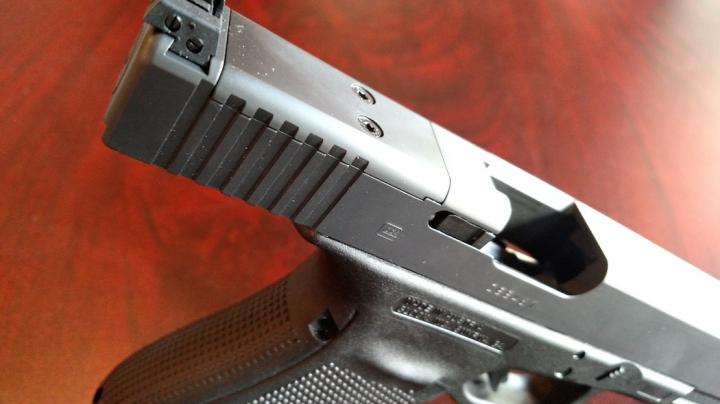 Review: The Glock 40 Preview Image