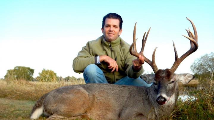 Donald J. Trump, Jr. on Firearms, Hunting and Public Lands Preview Image