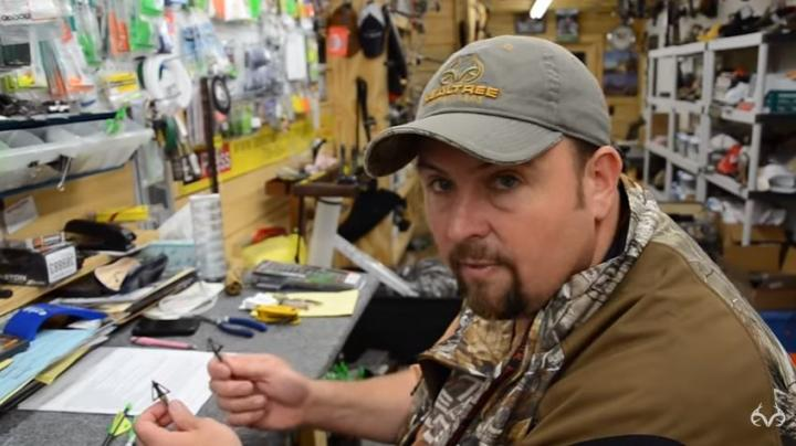 Video: How to Set Up a Low-Poundage Bow  Preview Image