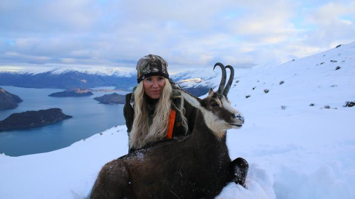 Hunting in New Zealand With Rachel Carrie  Preview Image