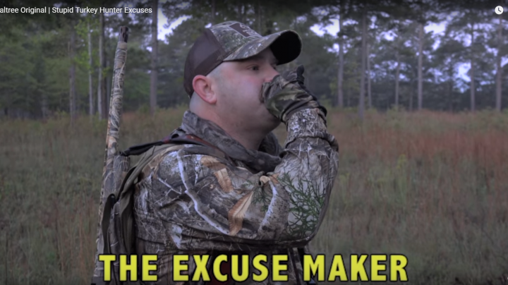 Realtree Original Video: Stupid Turkey Hunter Excuses Preview Image