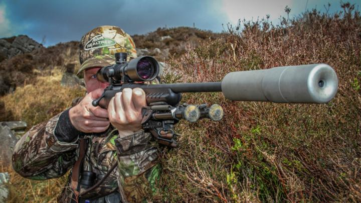 Hunting with Suppressors: Trending Toward the Quiet Side Preview Image