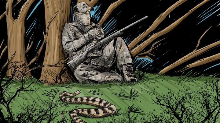 Snakes! Turkey Hunting Encounters  Preview Image