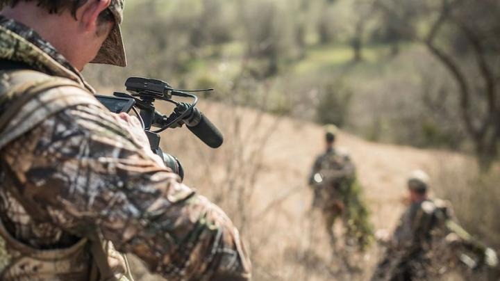 5 Reasons Why It's Hard to Film a Turkey Hunt Preview Image