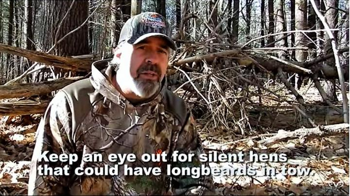 Realtree Video: Turkey Hunting in the Wind Preview Image