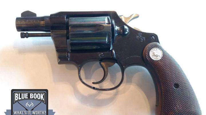 What's It Worth: Colt Cobra 38 Special Preview Image