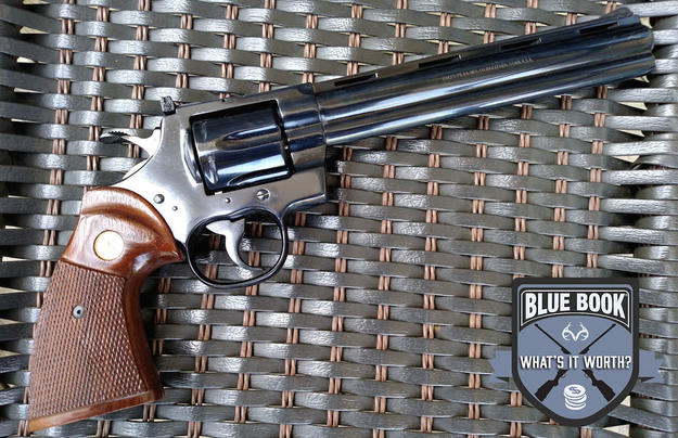 What's It Worth: Colt Python .38 Special Preview Image