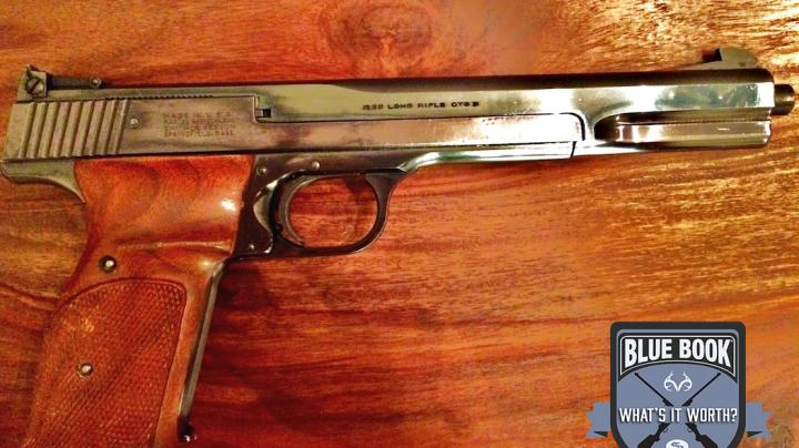 What's It Worth: Smith & Wesson Model 41 Preview Image