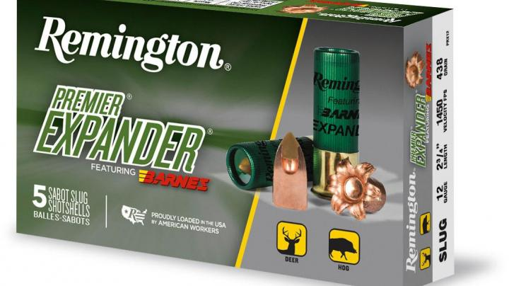 Remington Introduces Premier Expander Shotshell Ammunition Preview Image