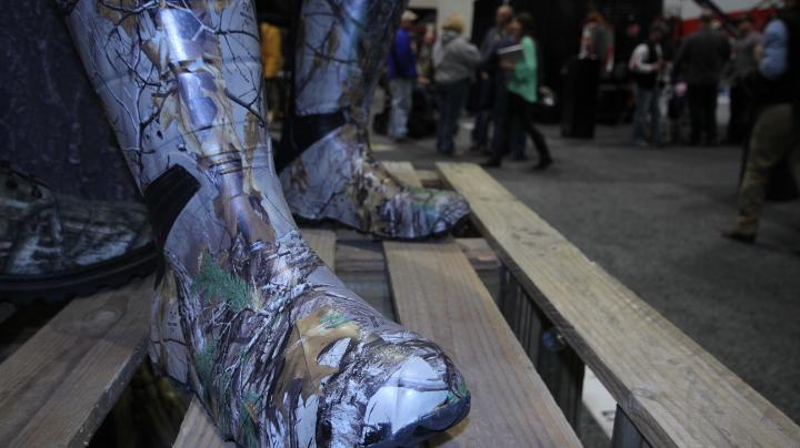 New Trail Cameras, Treestands, Clothing and Accessories from the 2014 ATA Show Preview Image