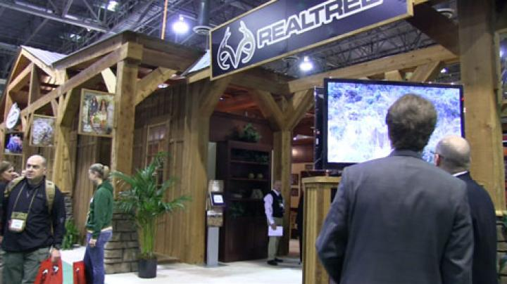 Welcome To the Realtree Trade Show Booth Preview Image