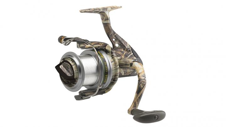 Blend Into The Wetlands With The Okuma Distance Carp Pro Reel  Preview Image