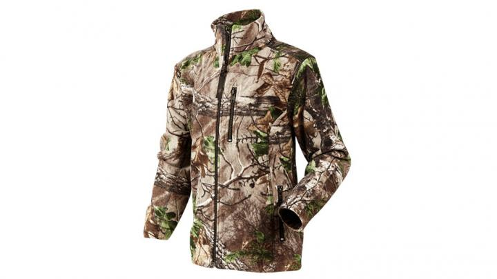 Seeland's Coby Kid's Fleece Jacket in Realtree Xtra Green  Preview Image