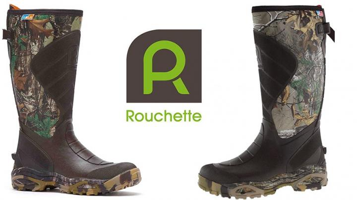Rouchette Evolution Boots in Realtree Xtra Preview Image
