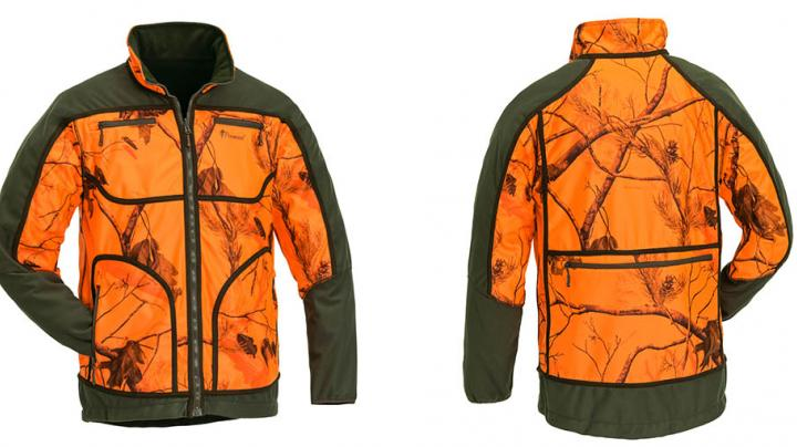Go Outdoors With Pinewood's Michigan Hunting Jacket  Preview Image