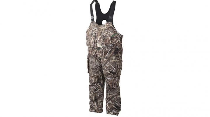 Huntsmen and fishermen stay protected outdoors with Prologic's Thermo Armour Pro Salopettes Preview Image