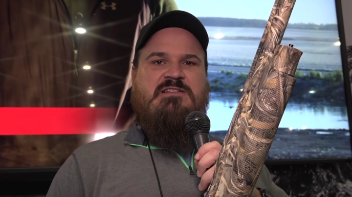 Benelli Super Black Eagle III: Made for Waterfowl Hunters Preview Image