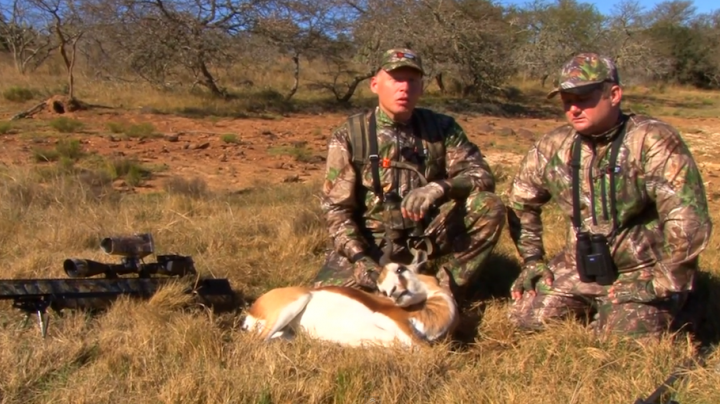 Benjamin Bulldog Big Bore Air Rifle Hunting In South Africa  Preview Image