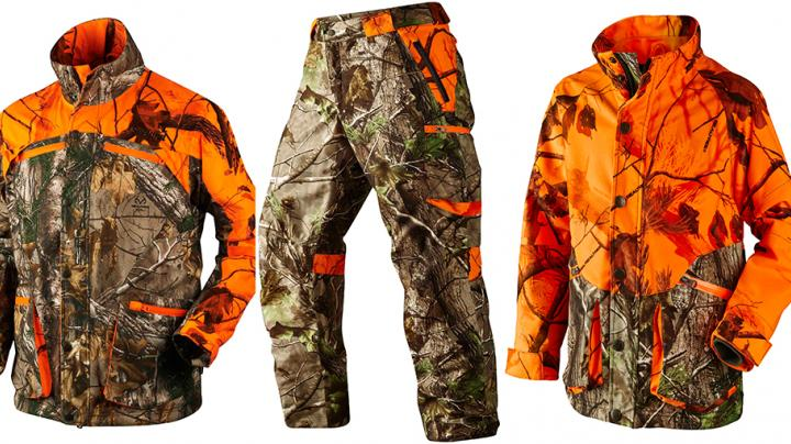Seeland Produce NEW Excur Collection In Realtree Camo Preview Image