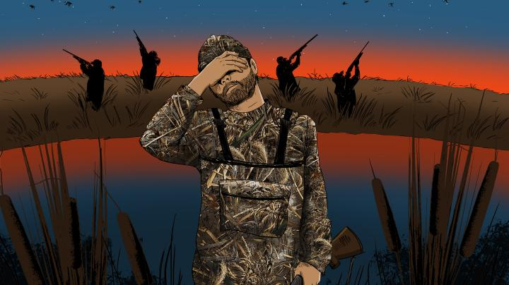 Duck Hunting Scenes That Make You Go Hmm Preview Image