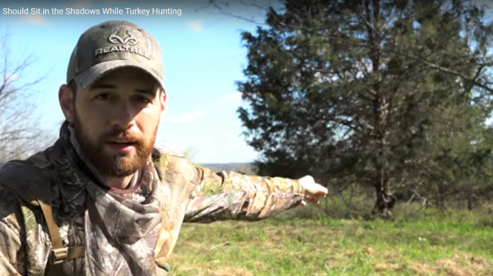 Why You Should Sit in the Shadows While Turkey Hunting Preview Image