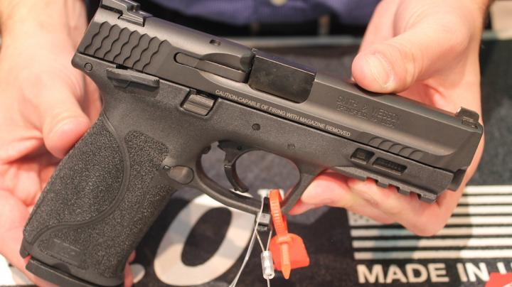 New Handguns from the 2017 SHOT Show Preview Image