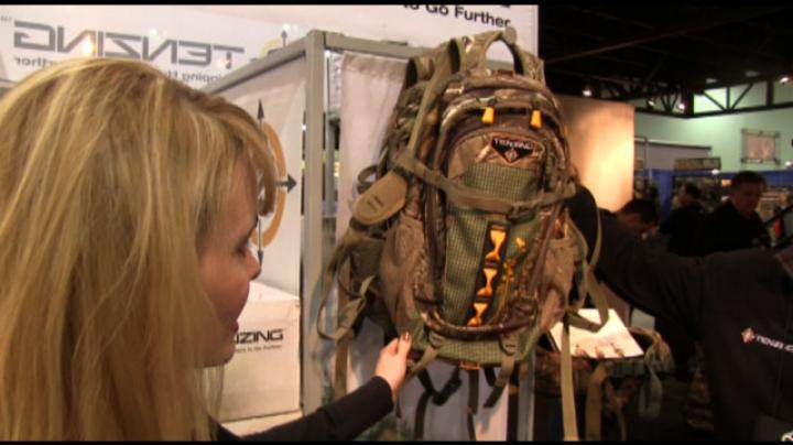Stephanie's ATA Pick: Tenzing's Women's  Backpack Preview Image