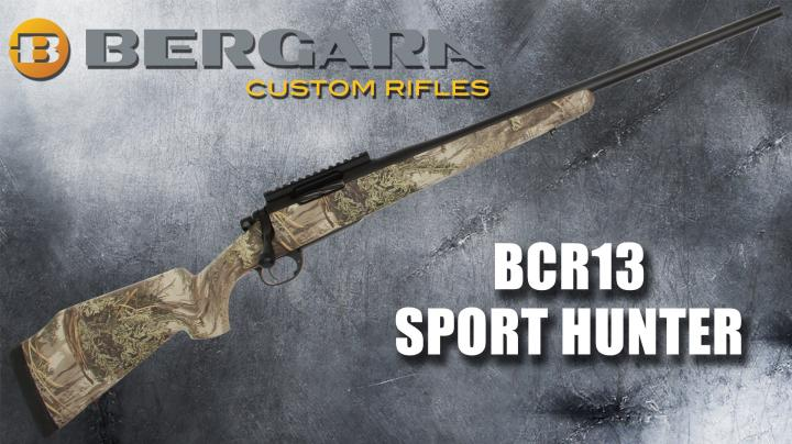 Bergara Teams Up with Realtree® and NRA for Custom Rifle Giveaway Preview Image