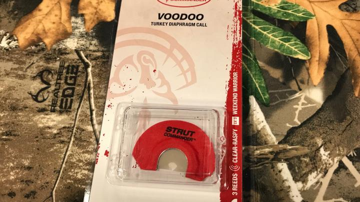 New Strut Commander Turkey Calls from the NWTF Convention Preview Image